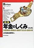 図解 年金のしくみ(第6版): 年金制度の問題点を理解するための論点40