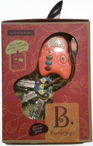 B. Fun Keys - Papaya front-1050975