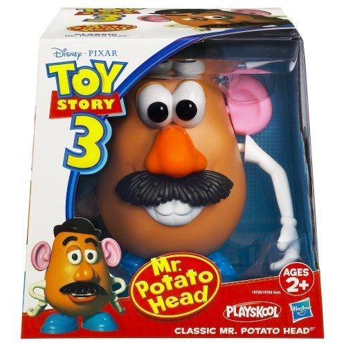 Mr. Potato Head Toy Story 3 Classic Mr. Potato Head (Toy Store 3 compare prices)