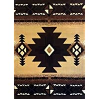 South West Native American Area Rug 8 Ft X 10 Ft Berber Design # C318