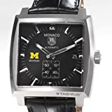 TAG HEUER watch:University of Michigan TAG Heuer Watch - Men's Monaco at M.LaHart