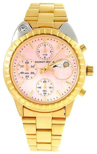 Tsumori Chisato Silcf001 Big Cat Ladies Watch