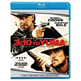3:10 to Yuma [Blu-ray] ~ Christian Bale
