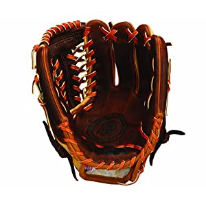 Nokona AMG1200-SX-MT 12-inch Pro Line Leather Modified Trap Glove (Right-Handed Throw)