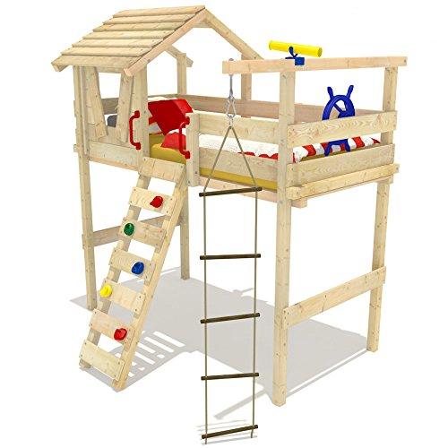 Wickey letto a castello letto a soppalco letto per bambini - Letto soppalco per bambini ...