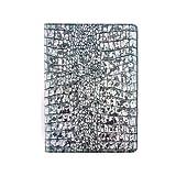 【日本正規代理店品】GAZE iPad Air 2専用 レザーケース 本革 スタンド機能付 Hologram Croco Diary ダイアリータイプ GZ5054iPA2