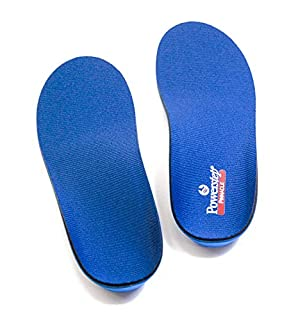 Powerstep Pinnacle Premium Orthotic Shoe Insoles