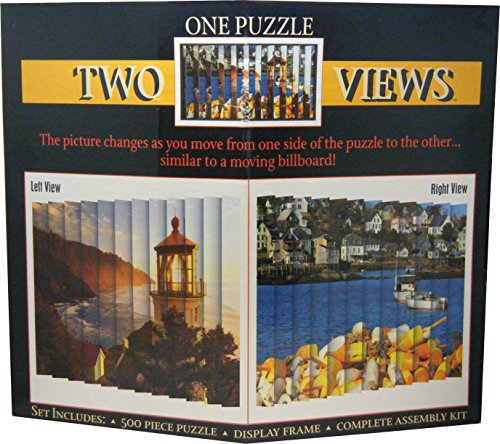 One Puzzle Two Views