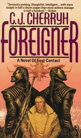 Foreigner, C. J. CHERRYH