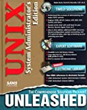 img - for UNIX Unleashed: System Administrator's Edition book / textbook / text book