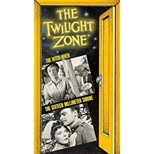 The Twilight Zone: The Hitchhiker/ The 16 Millimeter Shrine movie