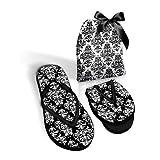 Pocketflops Folding Flip-Flop Sandals ~ Pocketflops