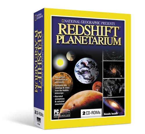 National Geographic Presents: Redshift Planetarium