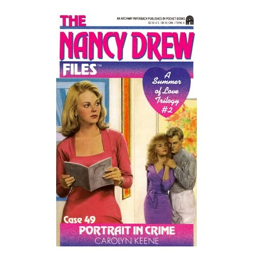 in Crime (A Summer of Love Trilogy #2) (The Nancy Drew Files, Case 49