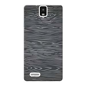 Mobile Back Cover For InFocusM330 (Printed Designer Case)