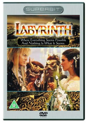 Labyrinth — Superbit [DVD] [1986]
