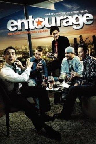 Entourage - Season 2 [3 DVDs] [UK Import]