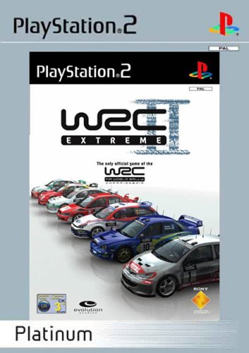 World Rally Championship II Extreme Platinum