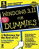 Windows 3.11 For Dummies (For Dummies Series) (0764503383) by Rathbone, Andy