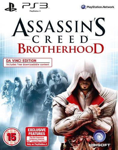 Assassin's Creed Brotherhood - Da Vinci Edition (PS3)