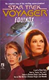 Equinox (Star Trek Voyager) (0671042955) by Diane Carey