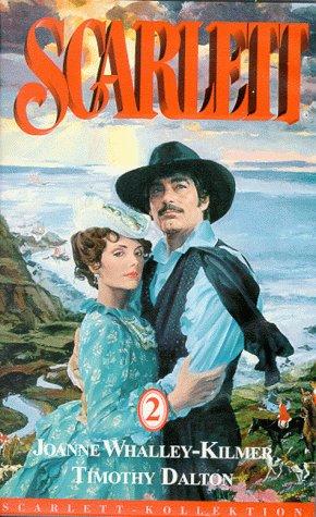 Scarlett (eine Kassette, Folge 3 + 4) [VHS]