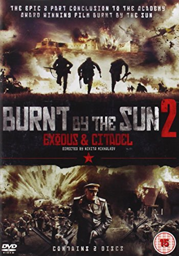 Burnt By The Sun 2: Exodus & Citadel [DVD] [Edizione: Regno Unito]