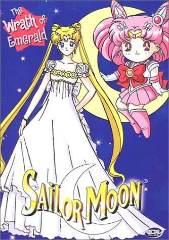Sailor Moon: Wrath of Emerald [DVD] [Region 1] [US Import] [NTSC]