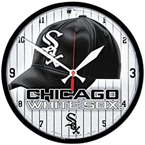 Chicago White Sox MLB Round Wall Clock by WinCraft