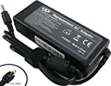 PortableParts Compatible Power Supply 72W 16V 4.5A (5.5x2.5mm Tip) for IBM Thinkpad series laptops