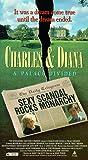 Charles and Diana: A Palace Divided [VHS]