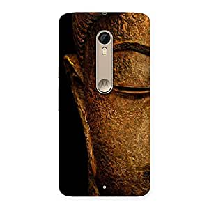Special Lord Buddha Multicolor Back Case Cover for Motorola Moto X Style