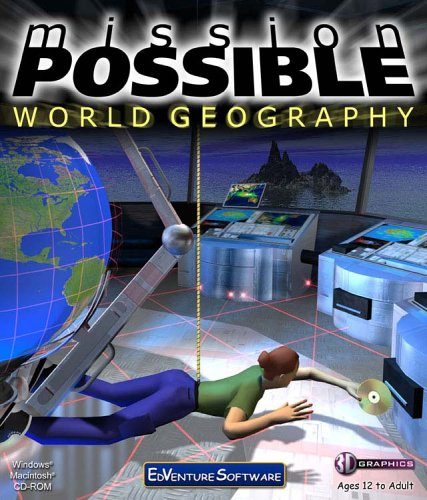 Mission Possible World Geography Old VersionB00012C02I : image