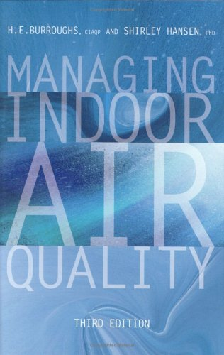 Managing Indoor Air Quality, Third Edition - Fairmont Press - 0824742923 - ISBN:0824742923