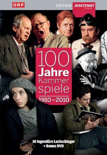 100 Jahre Kammerspiele: 1910-2010 [11 DVDs]