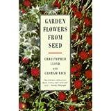 Garden Flowers from Seed (Penguin gardening)by Christopher Lloyd
