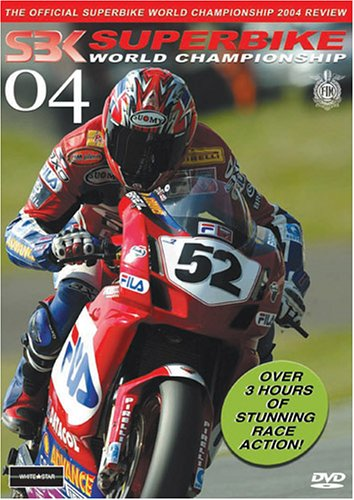 Cover art for  World Superbike Review 2004