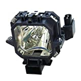 Epson EMP-54 Projector Lamp with Housing by Eurolamps