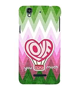 EPICCASE xoxo Mobile Back Case Cover For YU Yureka (Designer Case)