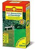 WOLF-Garten Moosvernichter und Rasendünger LW 100; 3844020