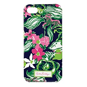 Lilly Pulitzer iPhone 5 Cover - Tiger Lilly