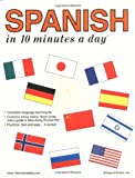 Spanish in 10 Minutes a Day® (0944502598) by Kristine K. Kershul