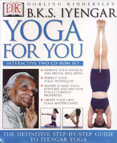 CD-ROM: Jewel Case (Std): Yoga for You
