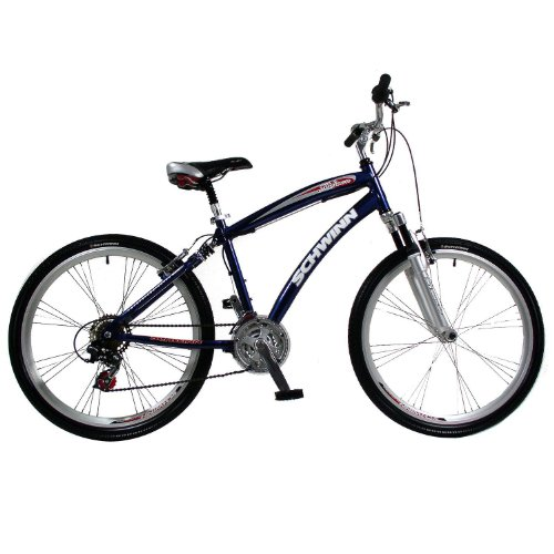 Schwinn Men's Midtown Bicycle (Blue)