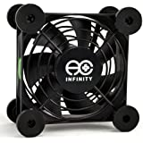 AC Infinity AI-MPF80A Quiet 80mm USB Fan for Receiver DVR Playstation Xbox Computer Cabinet Cooling