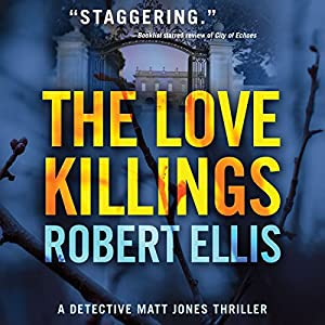 The Love Killings Audiobook
