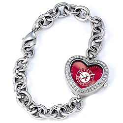"Alabama ""A"" Logo Heart Series Watch"