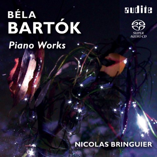 SACD : BARTOK / BRINGUIER - Works For Piano
