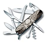 Dark Skallen - Huntsman - Victorinox Swiss Army Knife