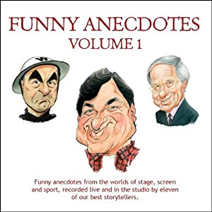 Funny Anecdotes, Volume 1 Audiobook